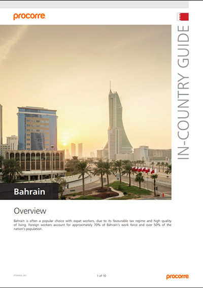 Bahrain In-Country Guide