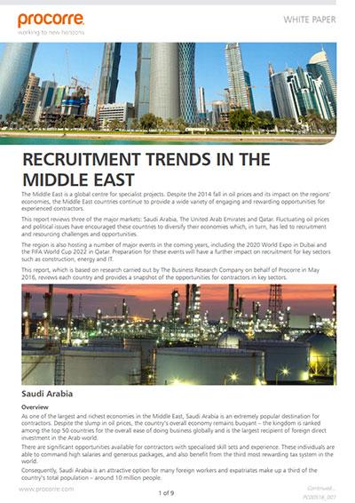 Procorre whitepapers Recruitment trends P1