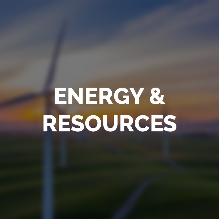 Energy and Resources Sector