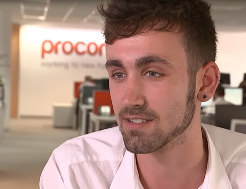 Procorre features on ITV Evening News!