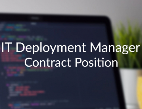 IT Deployment Manager