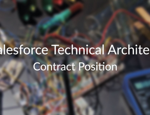 Salesforce Technical Architect