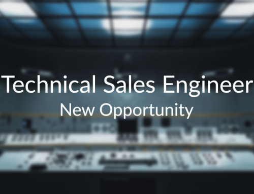 Technical Sales Engineer