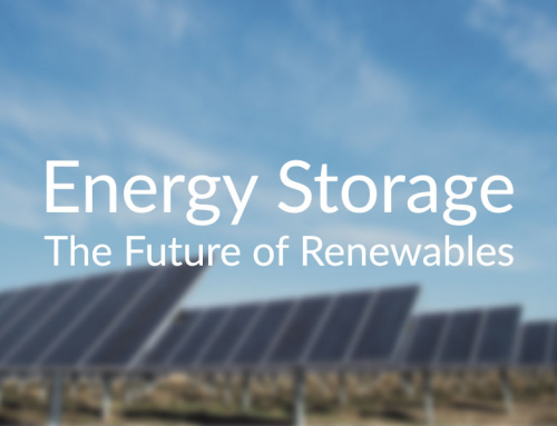 Energy Storage – The Future of Renewable Energy