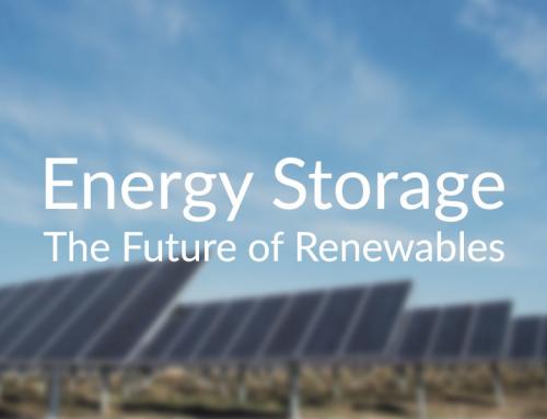 Energy Storage – The Future of Renewable Energy