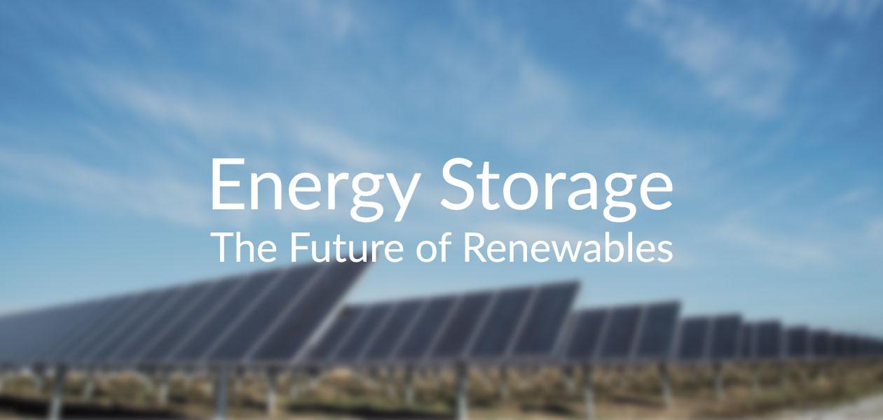 Future of Renewable Energy