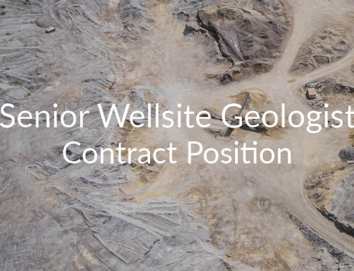 Senior Wellsite Geologist