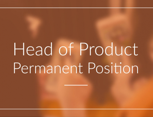 Head of Product