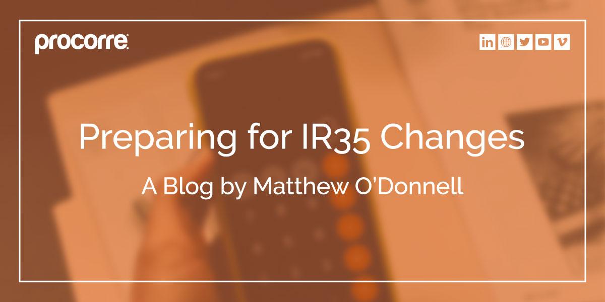 Preparing for IR35