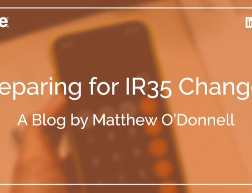 Preparing for IR35 changes