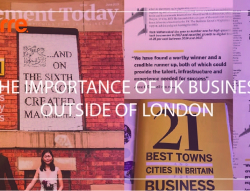 The Importance of UK Business Outside of London