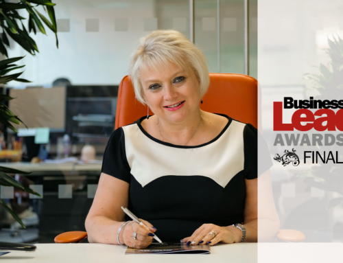 Shortlisted in the 2019 Business Leader Awards!
