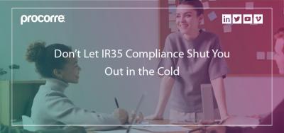 IR35 Compliance blog
