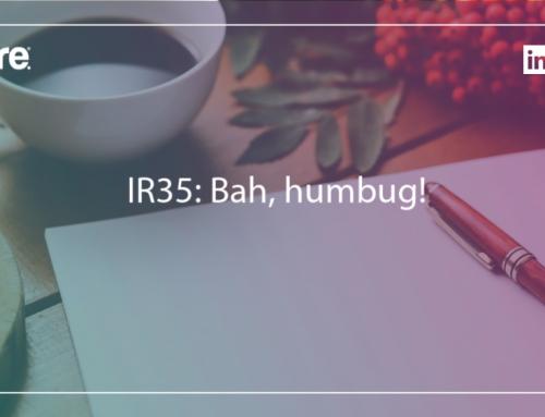IR35: Bah, humbug!